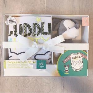 Disney One Pieces - NWT Toddler Disney bodysuit gift set 12-18m